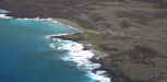 Kau Kona Hawaii Picture Land Aerial