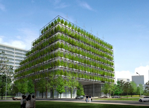 Green Architecture: Transforming the Built Environment